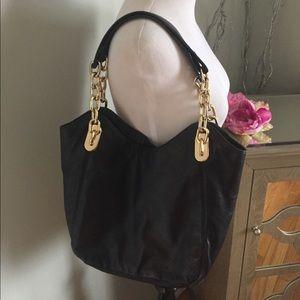 Michael Kors Lilly Bag Leather handbag shoulder